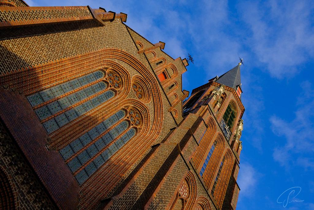 St. Pauluskerk in Vaals (NL) Provinz Limburg