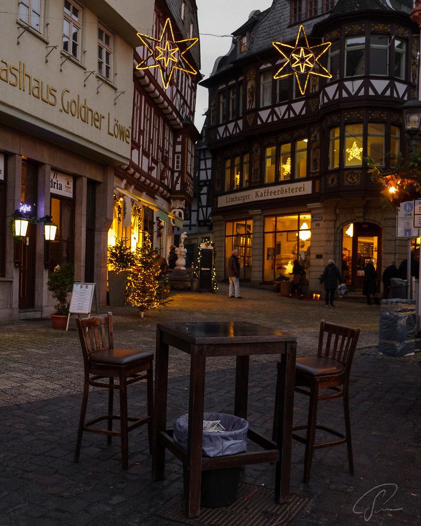 Weihnachten in der Limburger Altstadt