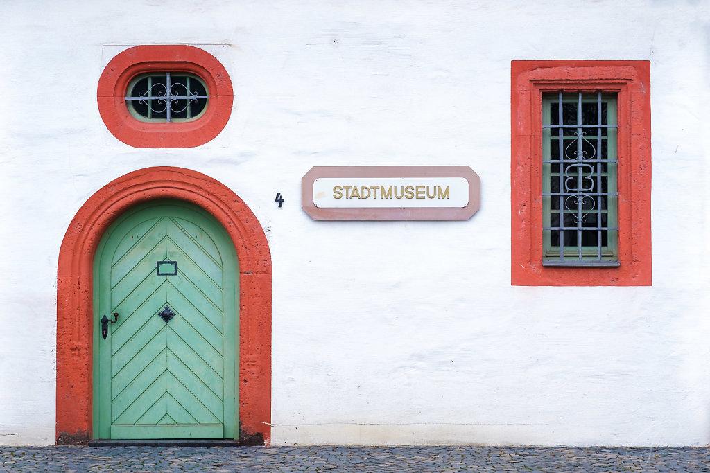 Schloss Hadamar - Stadtmuseum